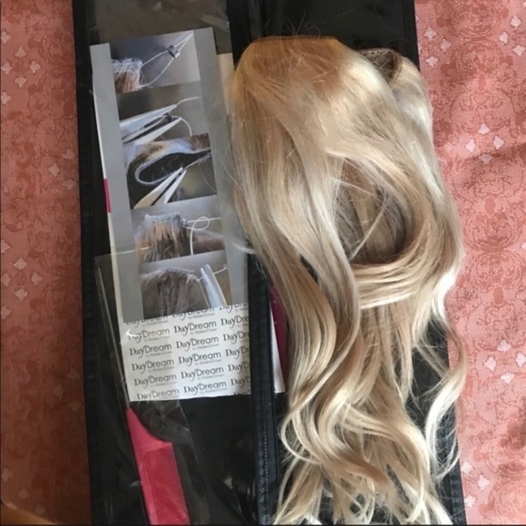 Hidden Crown Accessories Halo Daydream Extension Real Hair Poshmark